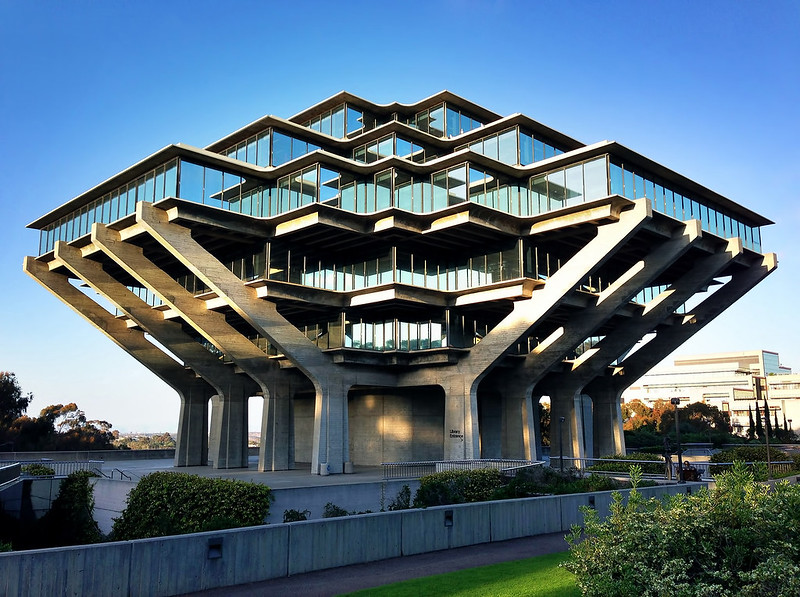 The Geisel Library