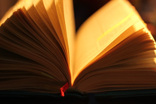 an open Book | by imanka