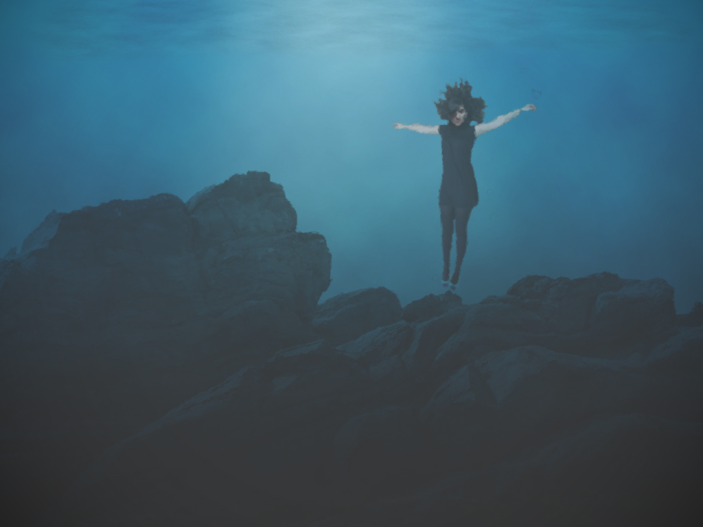 Thalassophobia   Fear of the ocean/open waters This one was