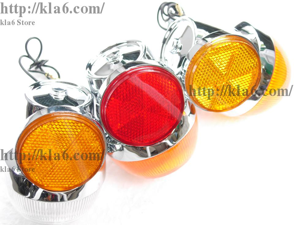 Unbranded / Tanpa merk Lampu Sein / Turn Sign Lamp for All