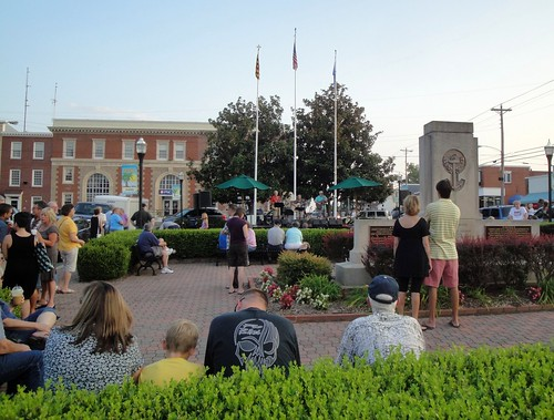 Music in the Square, Downtown Tunes, Leonardtown