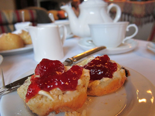 Cream tea | by HannahWebb