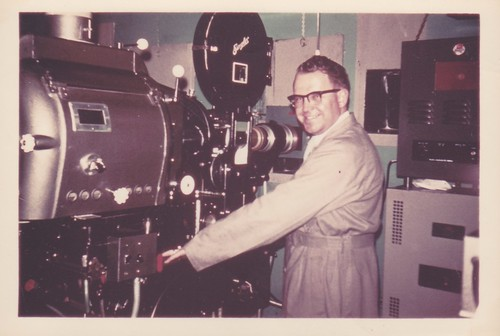 Ozone projectionist | by Gawler History