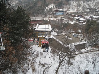 Ski Lift up to top of Great Wall. | by meherenow