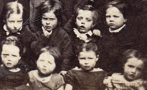 Children. Manchester. 1870s (enlarged detail) | by benicektoo