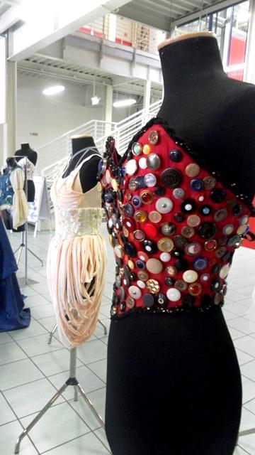 Mostra dei costumi realizzati dal Corso
