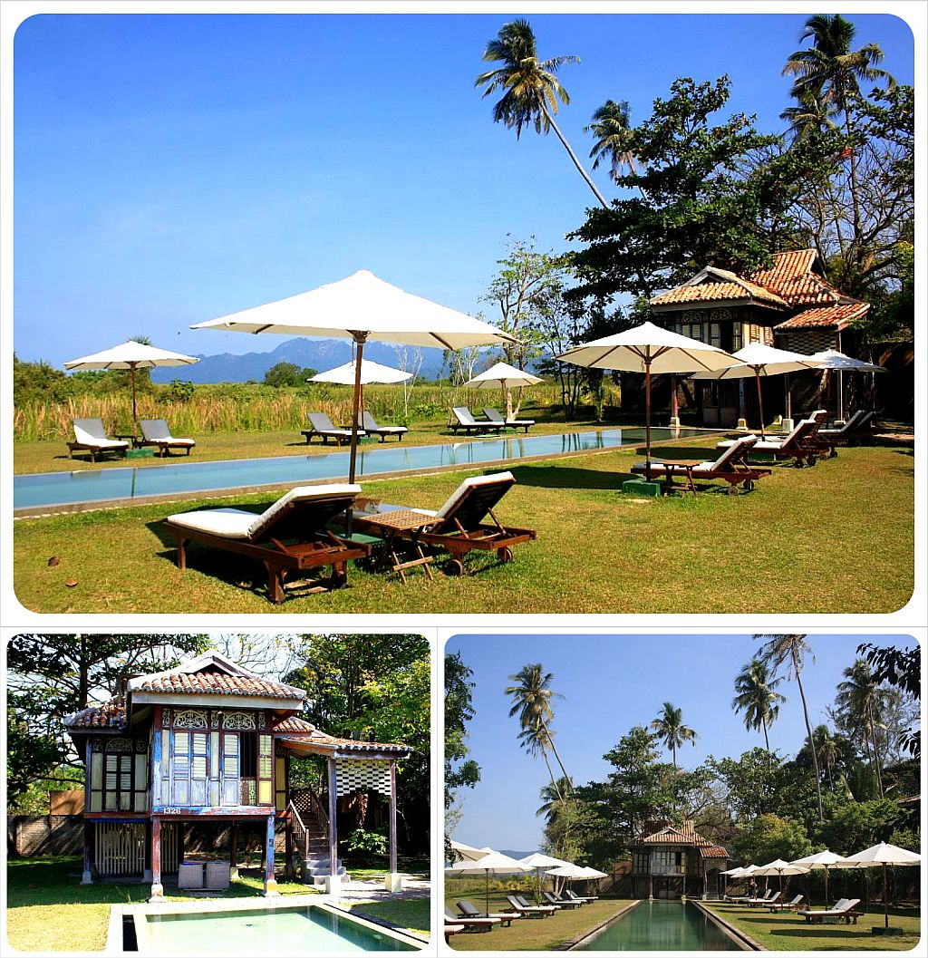 pool at temple tree langkawi