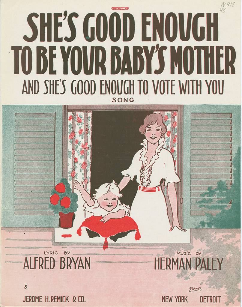 Image result for she's good enough to be your baby's mother