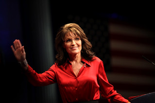Sarah Palin reveals she's unvaxxed 'cause Science. Dr. Drew backs her up