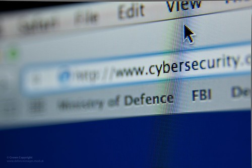 Cyber Security at the Ministry of Defence | by Defence Images
