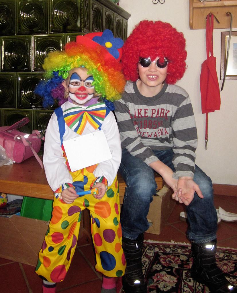 Kinderfaschingskostüme