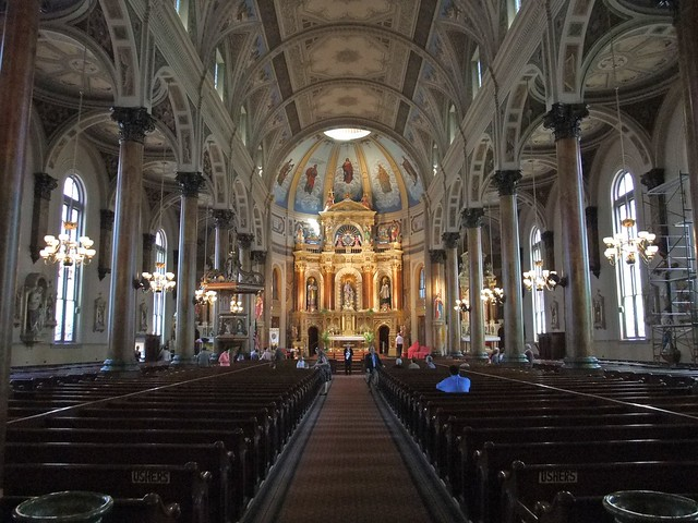Shrine of St. Joseph, Site of St. Peter Claver Miracle, St. Louis, MO