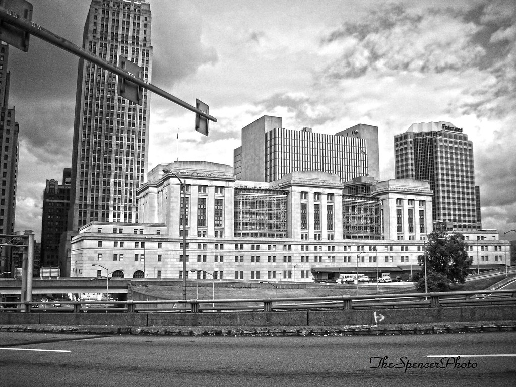 US Federal Court House and Post Office
