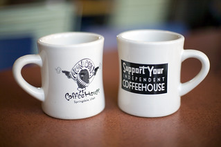 Support Your Independent Coffee House!   by epiøne