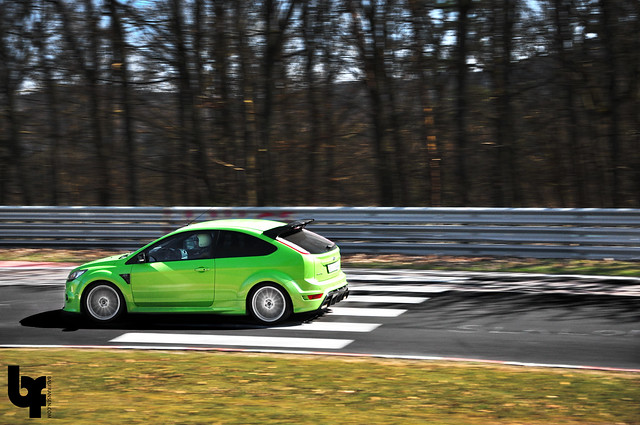 Nürburgring March 2012 - Ford Focus RS