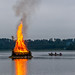 Midsummer Bonfire by Antti Tassberg