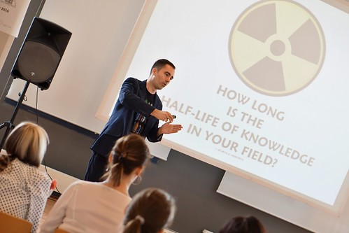 Speaking in Prague, Czech Republic | by vladimir.vulic