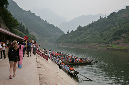 Embarkation point - Shennong Stream | by retrotraveller