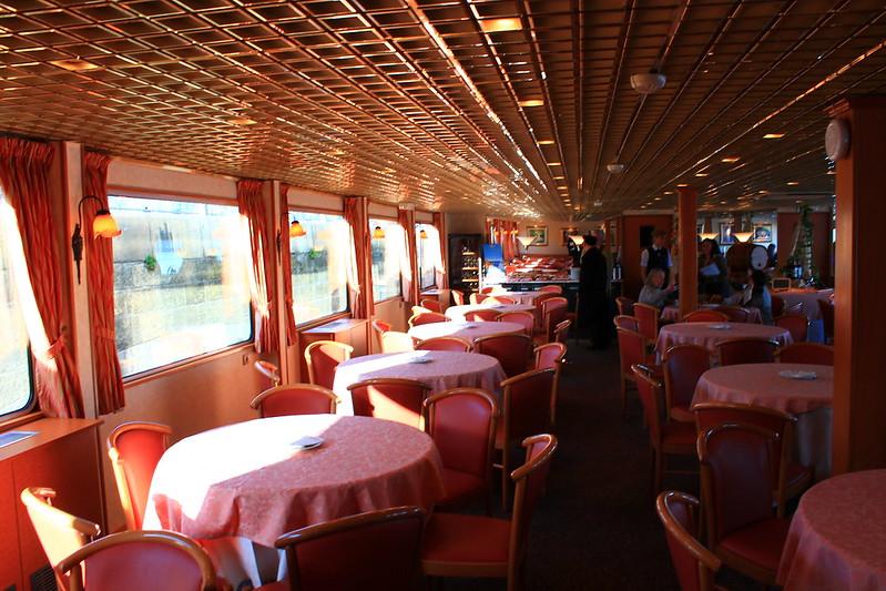 Salon - Visite du ms Princesse d'Aquitaine, 09 mars 2012, Bordeaux