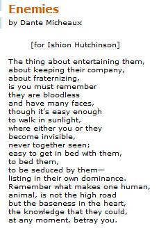 Enemies Poets org Poetry Poems Bios More | ministermak | Flickr