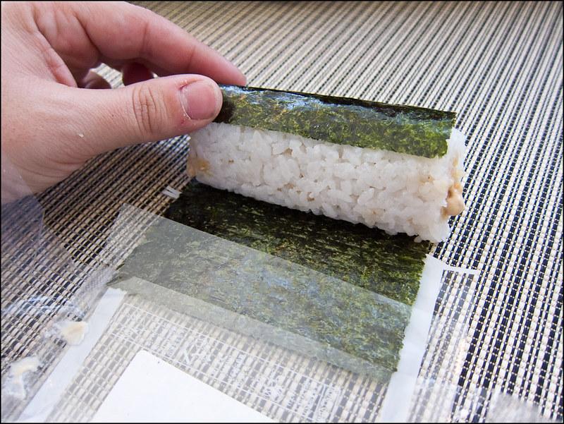 Ingeniería de los onigiri