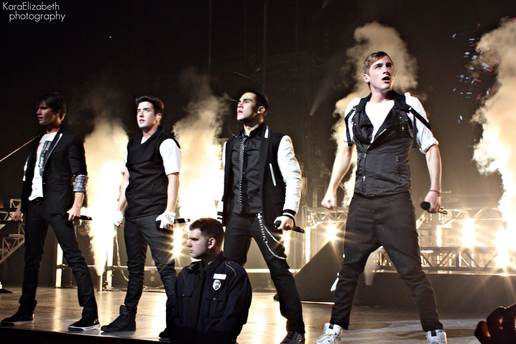 Big Time Rush Big Time Rush Better With U Tour Foxwoods Ca Flickr