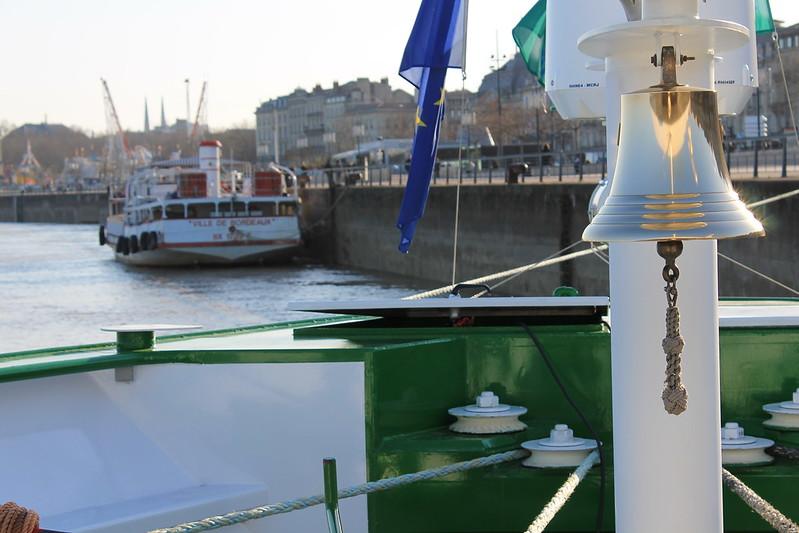 Ville de Bordeaux - Visite du ms Princesse d'Aquitaine, 09 mars 2012, Bordeaux