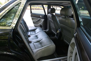 1997 Jaguar XJR Supercharged | 1997 Jaguar XJR6 4-door sedan