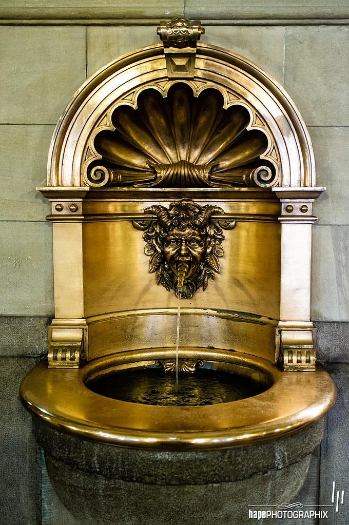 Wasserspender im Rathaus