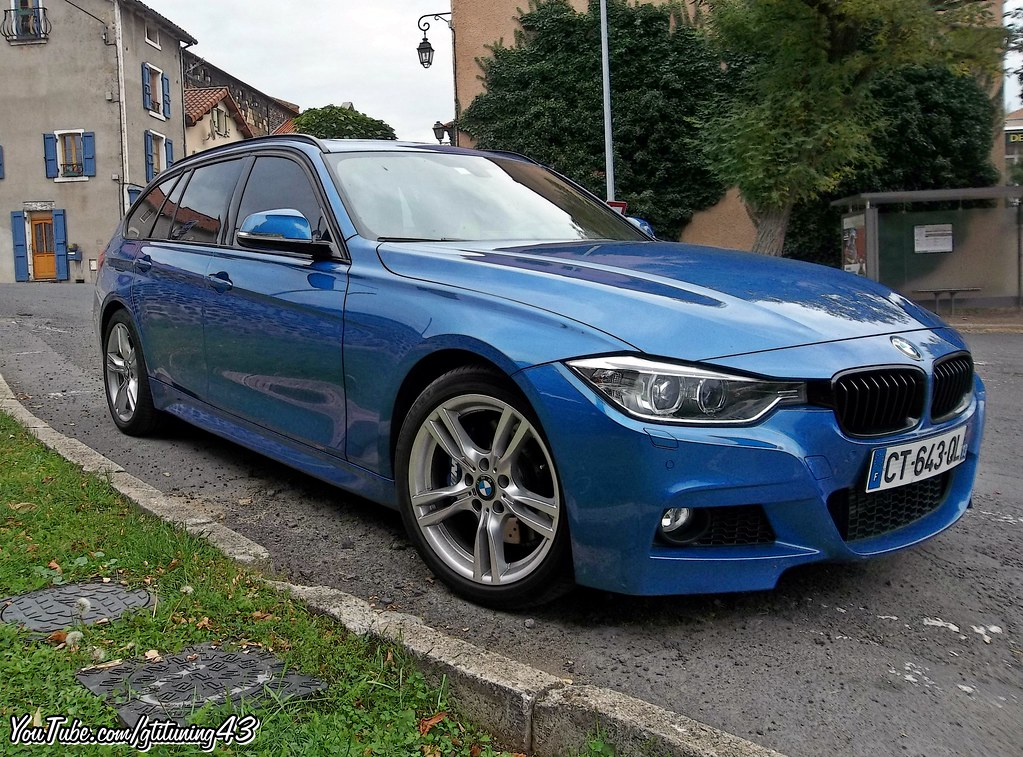 Bmw 320d Touring Pack M Come Check Out My Tuning And Super