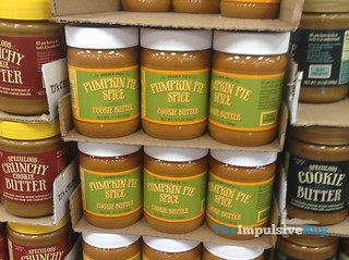 Trader Joe's Pumpkin Pie Spice Cookie Butter | by theimpulsivebuy