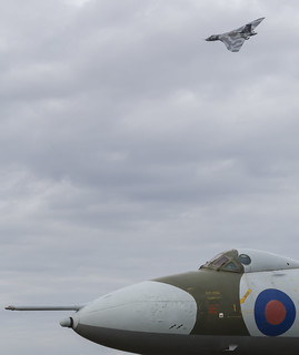 XH558 and XM597 | by b13bhm