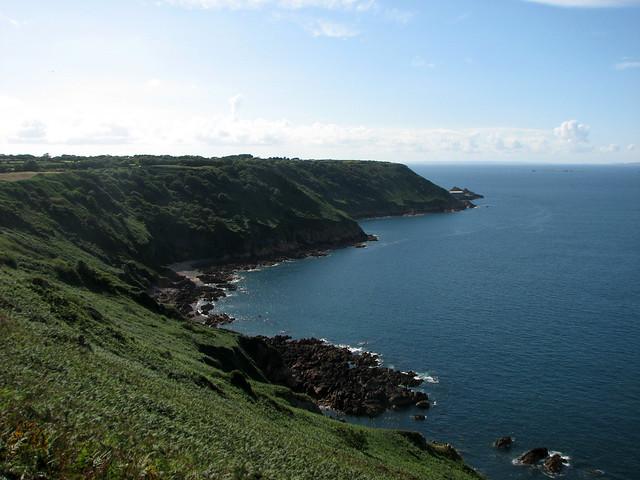View south near Bonne Nuit Bay