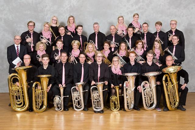 Asenhoga Missionskyrkas Brass Band 4819