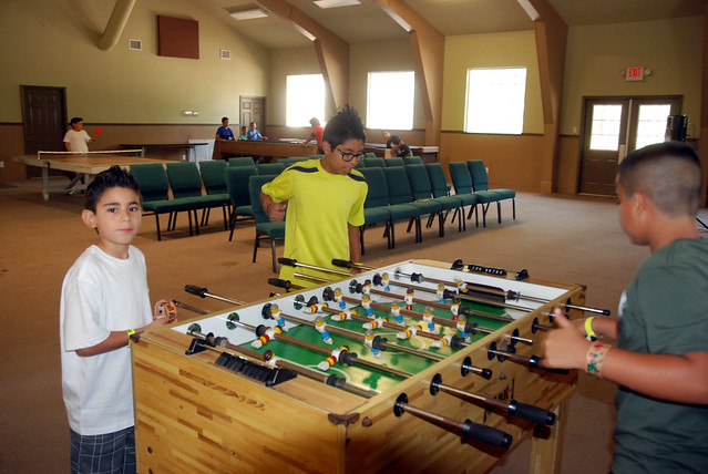 Campamento de Niños 2012