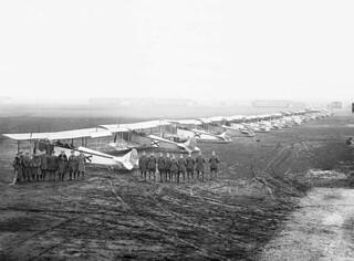 First World War Canadian training school at Camp Mohawk, Deseronto, Ontario / École de formation canadienne de la Première Guerre mondiale, Camp Mohawk, Deseronto (Ontario)