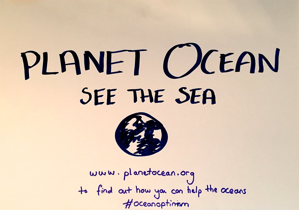 Planet Ocean poster