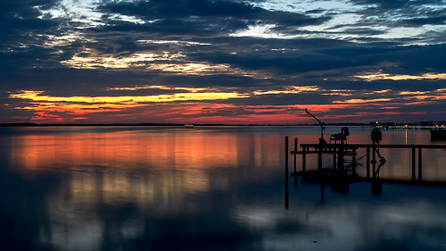 sunset sky seascape reflection gulfofmexico june clouds island pier waterfront tampabay florida dusk shore dunedin fujifilm 2016 intracoastalwaterway pinellascounty explored davit xt1 caladesiislandstatepark josiahcephusweaverpark xf35mmf2