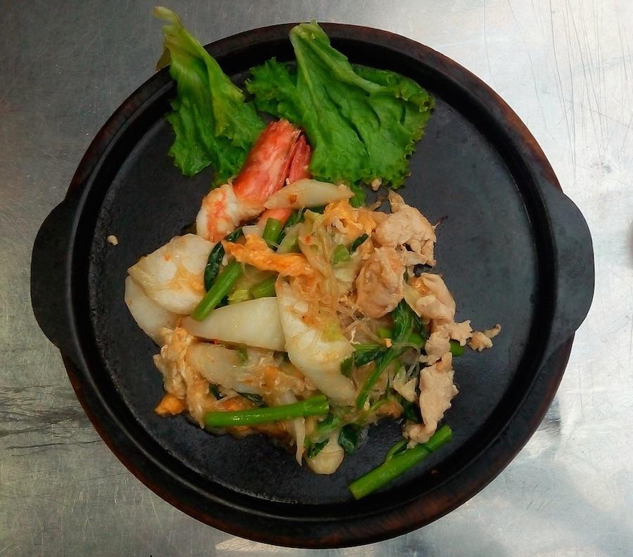 Street Food: Glass Noodles