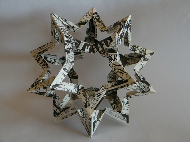 Star Dodecahedron – Francesco Mancini