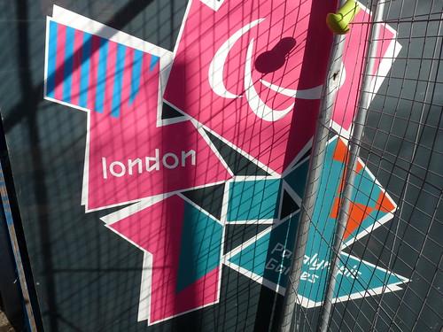 London Olympic logo | London 2012 Olympic Park ...