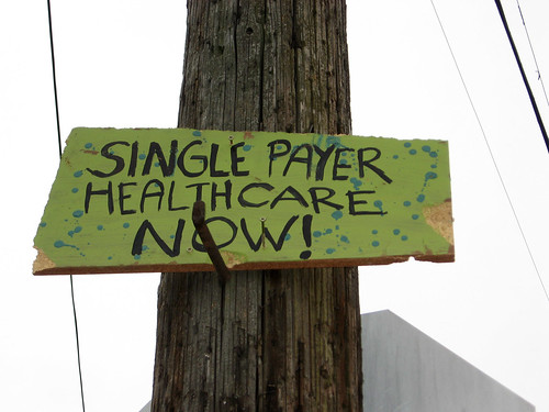 Single payer healthcare now! | by david drexler