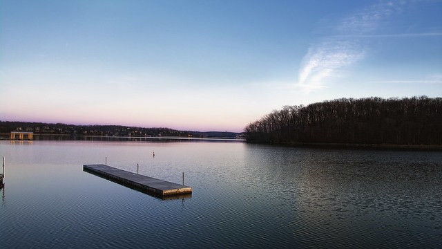 Lake Sunset - Lake of the Ozarks