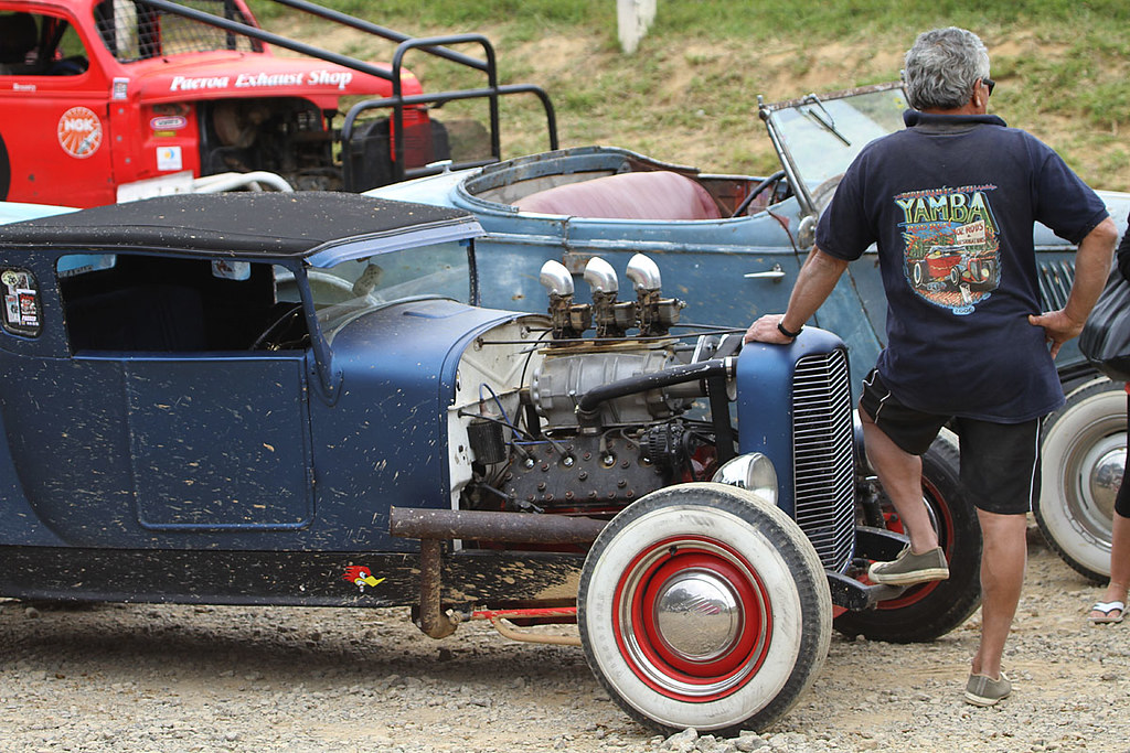 Ford Model T ~ supercharged Flathead V8 | 2012 Jalopy Dust U