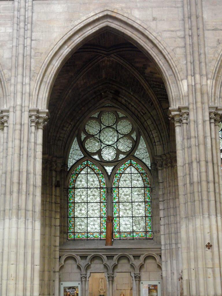 Pointed arch | Paris, France St  Denis Basilica | Jim | Flickr