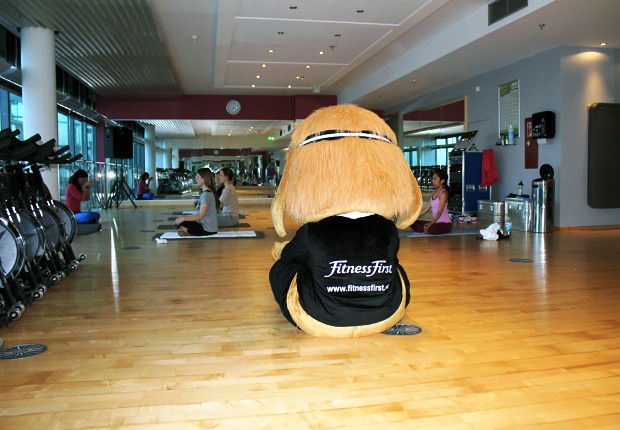 ReOpening Fitness First Black Label Club Berlin - Kurfürst ...