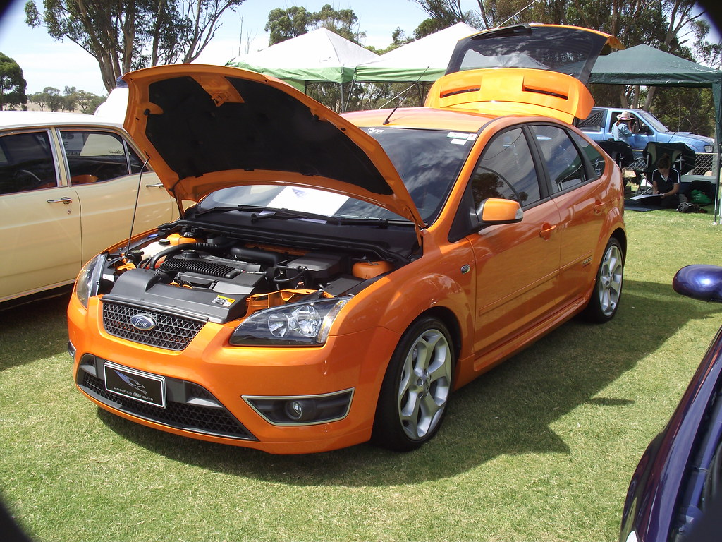 2010 Ford Focus Xr5 Turbo 2010 Ford Focus Xr5 Turbo Which Flickr