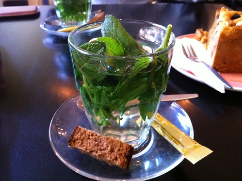 Fresh Mint Tea | by Coffee Muffins