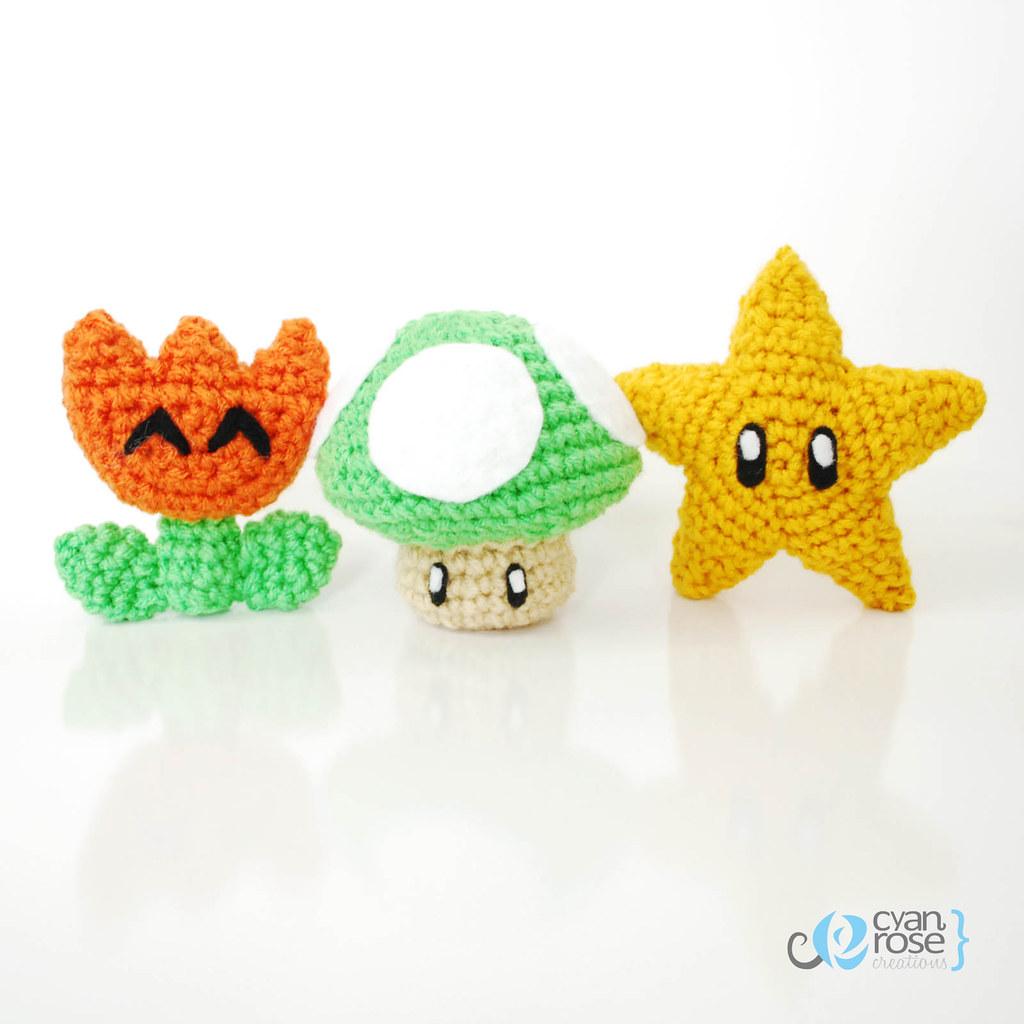 Amigurumi Mushroom Hat Doll Free Crochet Pattern - Amigurumi | 1024x1024