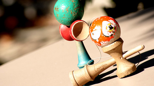 Time to Kendama | by Lavagnou